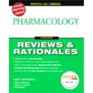 Prentice Hall Reviews & Rationales Pharmacology