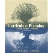 Curriculum Planning : A Contemporary Approach