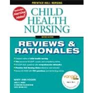 Prentice Hall Reviews & Rationales Child Health Nursing
