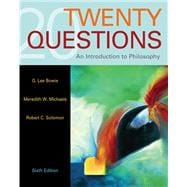 Twenty Questions : An Introduction to Philosophy