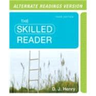 Skilled Reader, The, Alternate Edition Plus MyReadingLab with eText -- Access Card Package