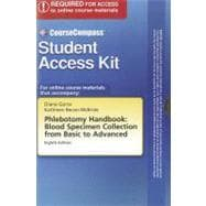 CourseCompass Access Card for Phlebotomy Handbook Blood Specimen Collection from Basic to Advanced