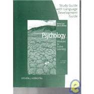 Study Guide with Language Development Guide for Coon/Mitterer's  Psychology: Modules for Active Learning with Concept Modules with Note-Taking and Practice Exams, 11th