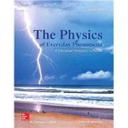 Physics of Everyday Phenomena with ConnectPlus Access Card