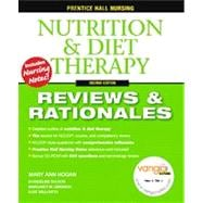 Prentice Hall Reviews & Rationales Nutrition & Diet Therapy