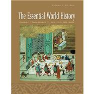 The Essential World History, Volume I To 1800 (with CD-ROM and InfoTrac)