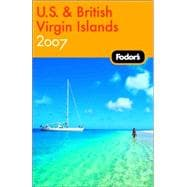 Fodor's U.S. and British Virgin Islands 2007