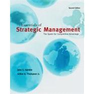 Essentials of Strategic Management : The Quest for Competitive Advantage