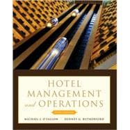 Hotel Management and Operations, 5th Edition