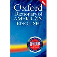 Oxford Dictionary of American English hardcover