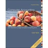 Computer Accounting with Peachtree Complete 2010, Release 17. 0