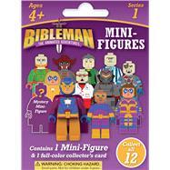 Bibleman Mini Figure 9781433647147R