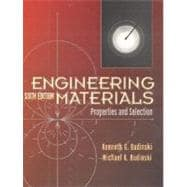 Engineering Materials : Properties and Selections