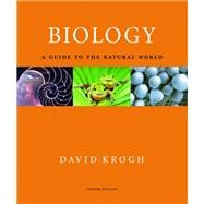 Biology : A Guide to the Natural World Value Pack (includes Current Issues in Biology, Vol 5 and Study for Biology: a Guide to the Natural World)