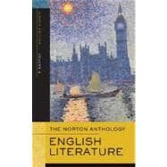 The Norton Anthology of English Literature Volume II