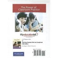 MyEducationLab with Pearson eText -- Standalone Access Card -- for Teaching Students Who Are Exceptional