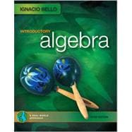Introductory Algebra:  A Real World Approach wtih Math Zone access card