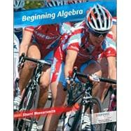 Student Solutions Manual for Beginning Algebra