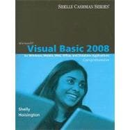 Visual Basic 2008 for Windows, Mobile, Web, Office, and Database Applications: Comprehensive