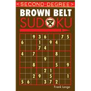 Second-Degree Brown Belt Sudoku®