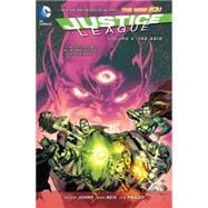 Justice League Vol. 4: The Grid (The New 52) 9781401247171R