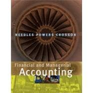 Financial and Managerial Accounting 8e
