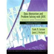 Data Abstraction and Problem Solving with Java, Walls and Mirrors, Updated Edition