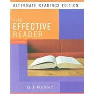 Effective Reader, The, Alternate Reading Edition