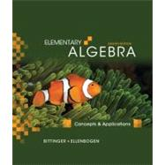 Elementary Algebra : Concepts and Applications