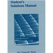 Student Sol Mnl Finite Mathematics