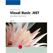 Programming with Microsoft Visual Basic. NET