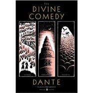The Divine Comedy Inferno, Purgatorio, Paradiso (Penguin Classics Deluxe Edition)