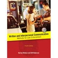 Written and Interpersonal Communication