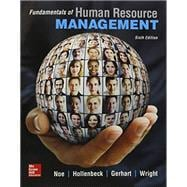 Fundamentals of Human Resource Management with Connect Access Card