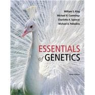 Essentials of Genetics Plus MasteringGenetics with eText -- Access Card Package