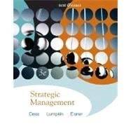 Strategic Management: Text and Cases with Online Learning Center access card