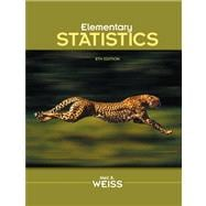 Elementary Statistics Plus MyStatLab with Pearson eText -- Access Card Package