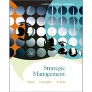 Strategic Management: Creating Competitive Advantage with Online Learning Center access card