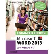 Enhanced Microsoft Word 2013 Comprehensive