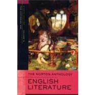 Norton Anthology of English Literature Vol. E : The Victorian Age