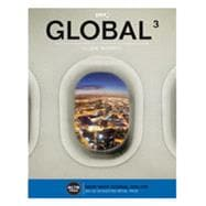 GLOBAL 3 (with CourseMate Printed Access Card)