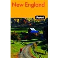 Fodor's New England, 28th Edition