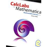 CalcLabs With Mathematica, Multivariable Calculus