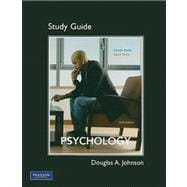 Study Guide for Psychology