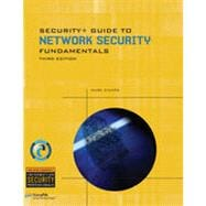 Security+ Guide to Network Security Fundamentals, 3rd Edition
