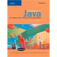 Fundamentals of Java : AP Computer Science Essentials for the A and AB Exams