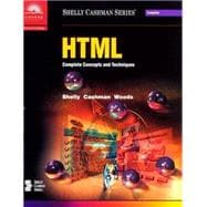 HTML Complete Concepts and Techniques