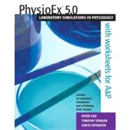 PhysioEx(TM) 5. 0 : Laboratory Simulations in Physiology CD-ROM Version