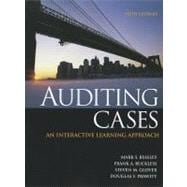 Auditing Cases An Interactive Learning Approach
