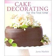 Cake Decorating for the first time�